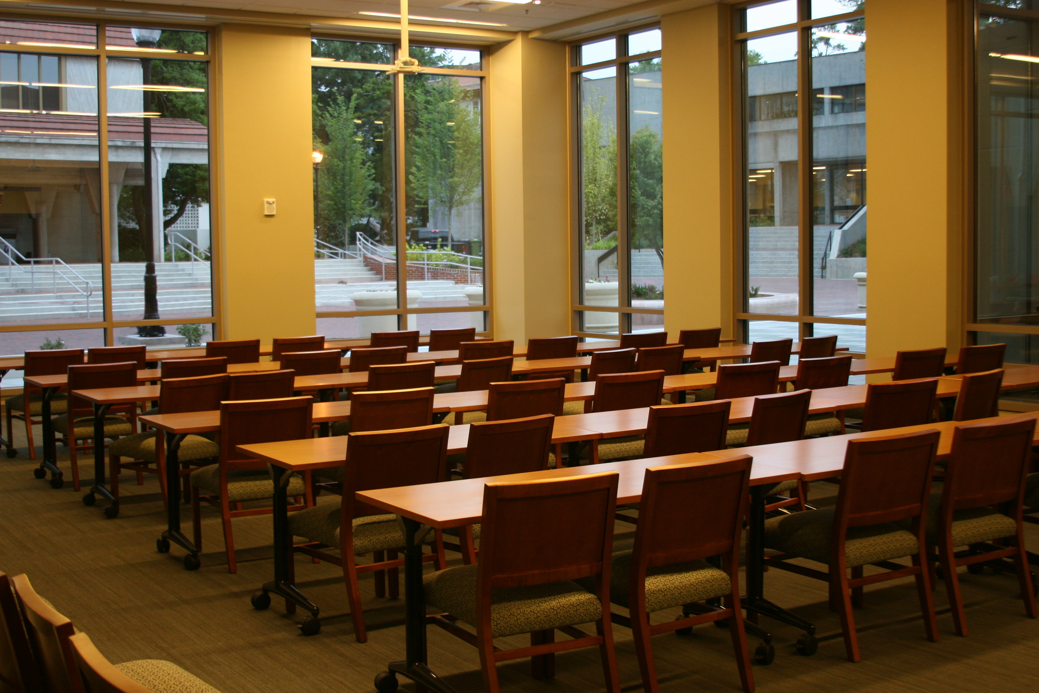 Lecture Hall at Pitts
