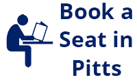Seat Booking at Pitts